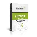 Lizenz Template-C Privat